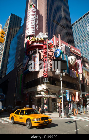 The Hershey's Candy retail store in Times Square  in New York - Stock Photo