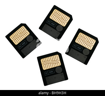 Memory Cards - Stock Photo