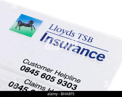 Car Insurance Helpline - Stock Photo