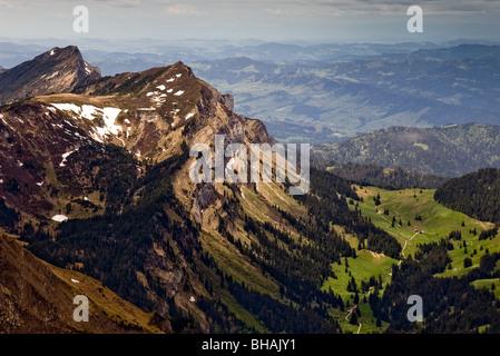 Mount Pilatus Switzerland - Stock Photo