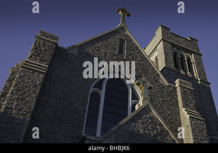 Our Lady Star of the Sea Catholic Church, Cape May, New Jersey - Stock Photo