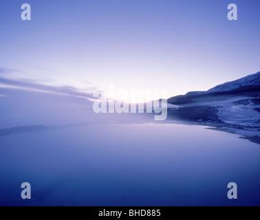 Strokkur Geyser, Iceland - Stock Photo