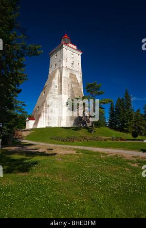 Kõpu lighthouse at Hiiumaa island, Estonia - Stock Photo