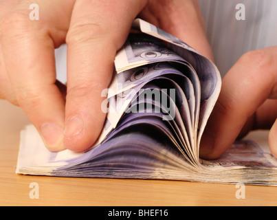 Money matters - Stock Photo