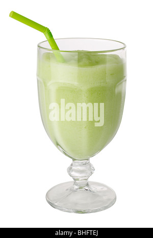 Green Drink - Stock Photo