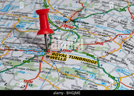 Road in Royal Tunbridge Wells Stock Photo Royalty Free Image