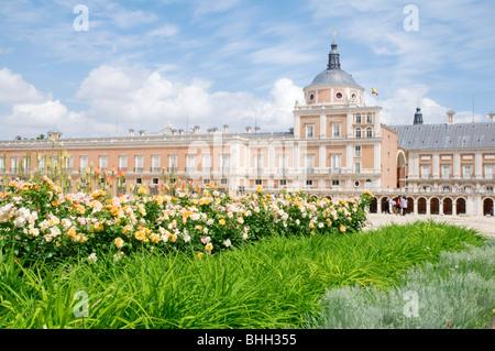 Palacio de Aranjuez, Royal Place, Aranjuez, Spain Stock ...