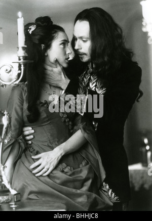 BRAM STOKER'S DRACULA - 1992 Columbia film with Winona Ryder and Gary Oldman - Stock Photo