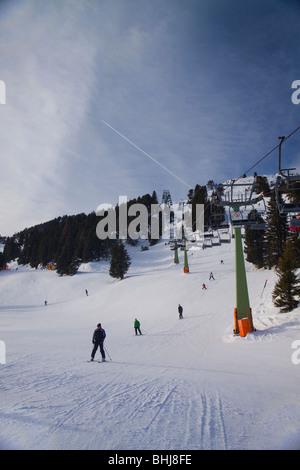 Mayrhofen Austria - Stock Photo