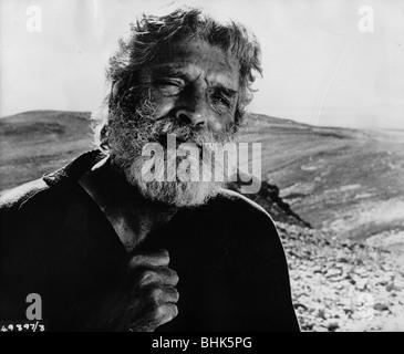 Burt Lancaster (1913-1994), American actor, 1974. Artist: Unknown - Stock Photo
