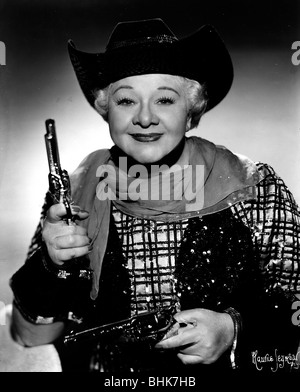 Sophie Tucker (1884-1966), American Jewish entertainer. - Stock Photo