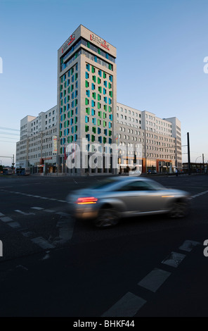 berlin germany andels hotel berlin landsberger allee stock photo 53753149 alamy. Black Bedroom Furniture Sets. Home Design Ideas