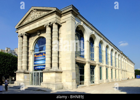 geography / travel, France, Paris, Musée Nationale du Jeu de Paume, , Additional-Rights-Clearance-Info-Not-Available - Stock Photo