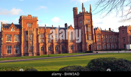 Queens university Belfast - Stock Photo