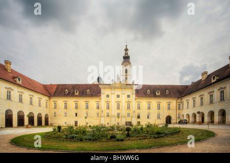 Convent Altenburg, Waldviertel Region, Lower Austria, Austria - Stock Photo