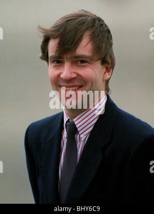 JOHN MCCARTHY RELEASED HOSTAGE 13 August 1991 - Stock Photo
