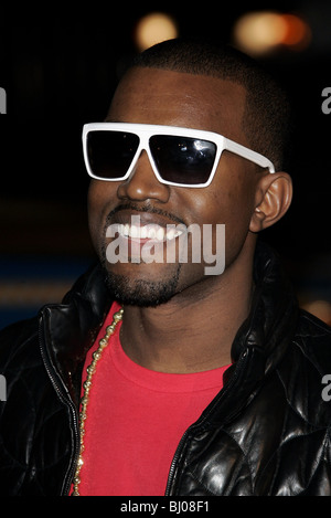 KANYE WEST SMOKIN ACES WORLD PREMIERE GRAUMANS CHINESE HOLLYWOOD LOS ANGELES USA 18 January 2007 - Stock Photo