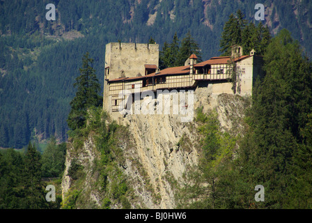 Kauns Burg Berneck - Kauns castle Berneck 04 - Stock Photo