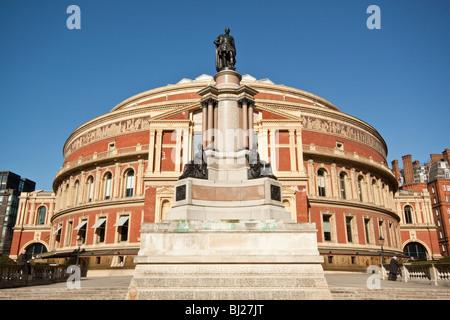 Royal Albert Hall Kensington London - Stock Photo