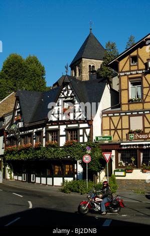 Eifel, Ahrtal bei Bonn Altenahr - Stock Photo
