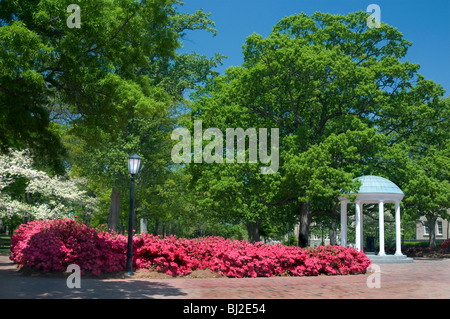 The Old Well, University of North Carolina, Chapel Hill - Stock Photo