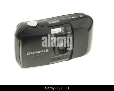 compact film camera - Stock Photo