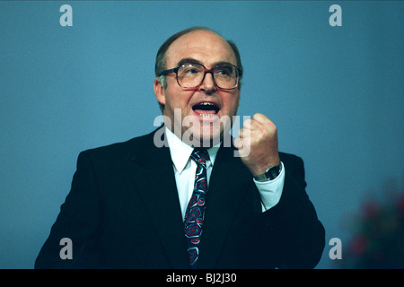 JOHN SMITH QC MP LABOUR PARTY LEADER 20 November 1993 - Stock Photo
