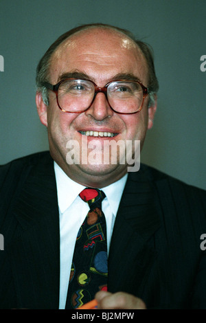 JOHN SMITH QC MP LABOUR PARTY LEADER 23 November 1993 - Stock Photo