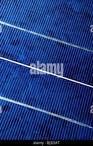 Solar photo voltaic cells for clean and ecological energy Stock ...