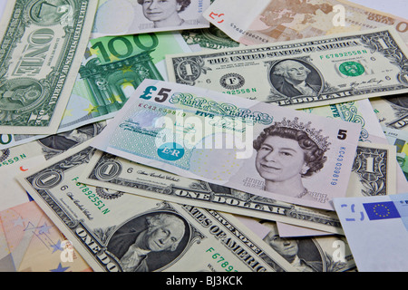 Convert 50 GBP / 50 USD to major currencies