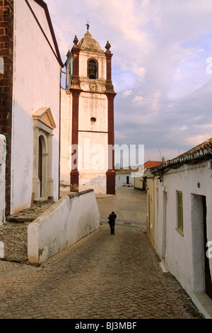 Sé Catedral de Silves or Silves Cathedral, Silves, Algarve, Portugal, Europe - Stock Photo