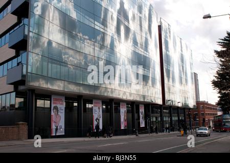 Kings Place building in Kings Cross, London, UK - Stock Photo