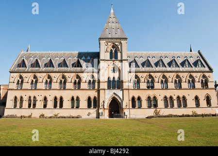 The Oxford University Museum of Natural History, containing the Pitt Rivers Museum - Stock Photo