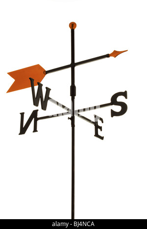 Weather Vane - Stock Photo