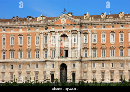 Royal Palace of Caserta, Campania, Italy - Stock Photo