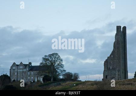 Trim Castle. Ireland - Stock Photo