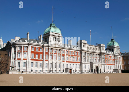 Old Admiralty House at Horse Guards Parade, London - Stock Photo