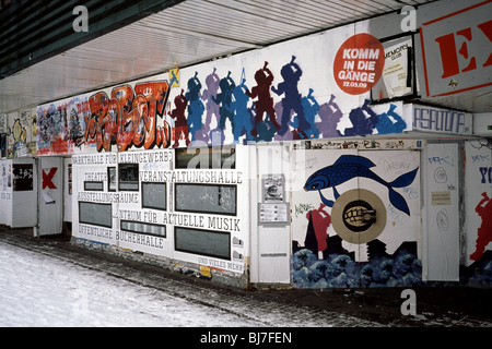Feb 14, 2010 - Frappant building in Hamburg-Altona. The 1970s concrete structure is soon to be replaced by an IKEA. - Stock Photo