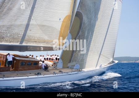 Ranger during the The Super Yacht Cup, Palma de Mallorca, Spain - Stock Photo