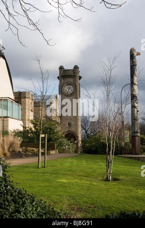 The Horniman Museum in Forest Hill, South London - Stock Photo