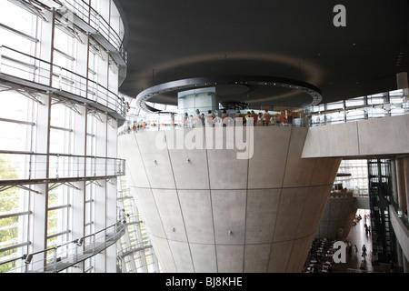 National Art Center, Roppongi, Tokyo, Japan, Asia  - Stock Photo