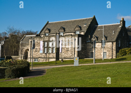dh Andrew Carnegie Museum DUNFERMLINE FIFE SCOTLAND Museums building heritage centre birthplace tourist