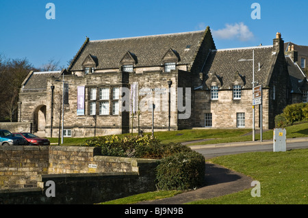 dh Andrew Carnegie Museum DUNFERMLINE FIFE SCOTLAND Tourist Museums building heritage birthplace