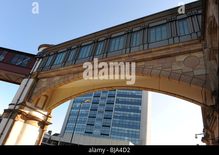 Modern architecture in Harrogate North Yorkshire England Uk - Stock Photo