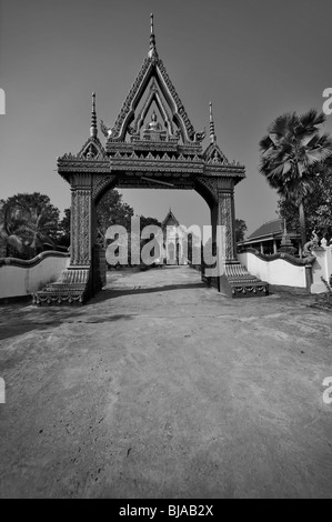 Lao People's Democratic Republic, laos - Stock Photo