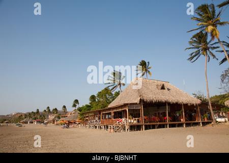 Beach, San Juan del Sur, Nicaragua - Stock Photo