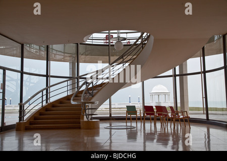 De La Warr Pavilion, Bexhill - Stock Photo