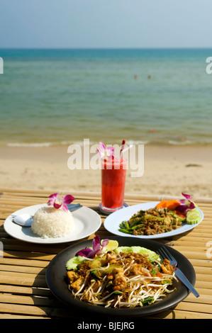 Chaweng Beach Thai Food