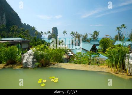 Centara Resort, Krabi, Thailand - Stock Photo