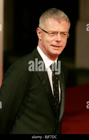 STEPHEN DALDRY ORANGE BRITISH ACADEMY FILM AWARDS ROYAL OPERA HOUSE COVENT GARDEN LONDON COVENT GARDEN LONDON ENGLAND - Stock Photo